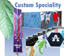 Custom Specialty Flags, Banners and Decorative