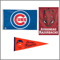 Sports Flags & Banners