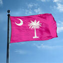 Pink South Carolina Flag, SSC35PK