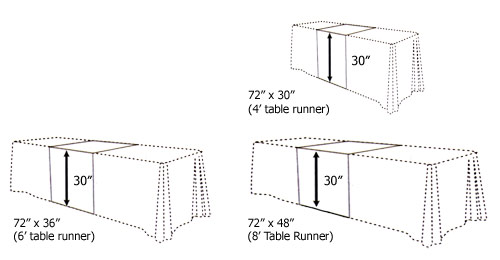 Table Runner Templates