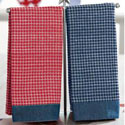 Red, White, and Blue Waffle Weave Dishcloths, TAG202175