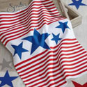 Stars and Stripes Dishtowel, TAG202414