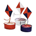 Flying Kite Tealight Assortment, TAG470297