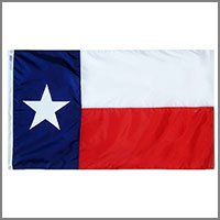 Texas State Flags & Banners