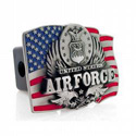 Air Force Hitch Cover, THAF