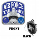 Air Force Tailgater Hitch Cover, THAFTG