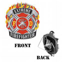 Extreme Firefighter Hitch Cover, THEFIRE
