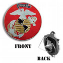 Marines Hitch Cover, THMAR19