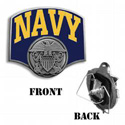 Navy Hitch Cover, THNAVY17