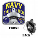 Navy Tailgater Hitch Cover, THNTG