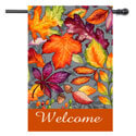 Autumn Welcome House Banner, TOL1010139H