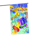 Noisy New Year House Banner, TOL1010194G