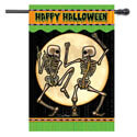 Dancing Skeletons House Banner, TOL1010490H