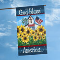 Glory Church House Flag, TOL102133H