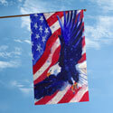 Liberty Eagle House Flag, TOL108227H
