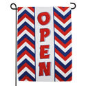 Chevron Open House Flag, TOL1010133H