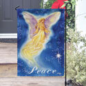 Angel Wings Garden Banner, TOL1110457G