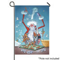 Gingerbread Magic Garden Banner, TOL119424G