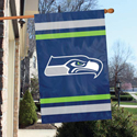 Seattle Seahawks Applique Banner, TPAAFSE4428