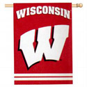 Wisconsin Badgers Banner, TPAAFWIS4428