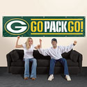 Green Bay Packers Banner, TPABGB82