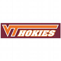 Virginia Tech Hokies Banner, TPABVT82