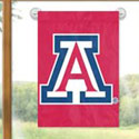 Arizona Wildcats Window Banner, TPAGFAZG
