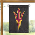 Arizona State Sun Devils Window Banner, TPAGFAZSG
