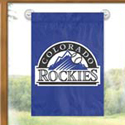 Colorado Rockies Garden & Window Banner, TPAGFCOL