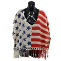 Patriotic Fringe Sweater, TRHI104773A