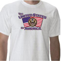 The United States of America T-shirt