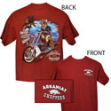 Arkansas Chopper T-Shirt