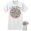 Flags of the World T-shirt, TS580320XXL