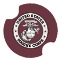 Marines Car Coasters