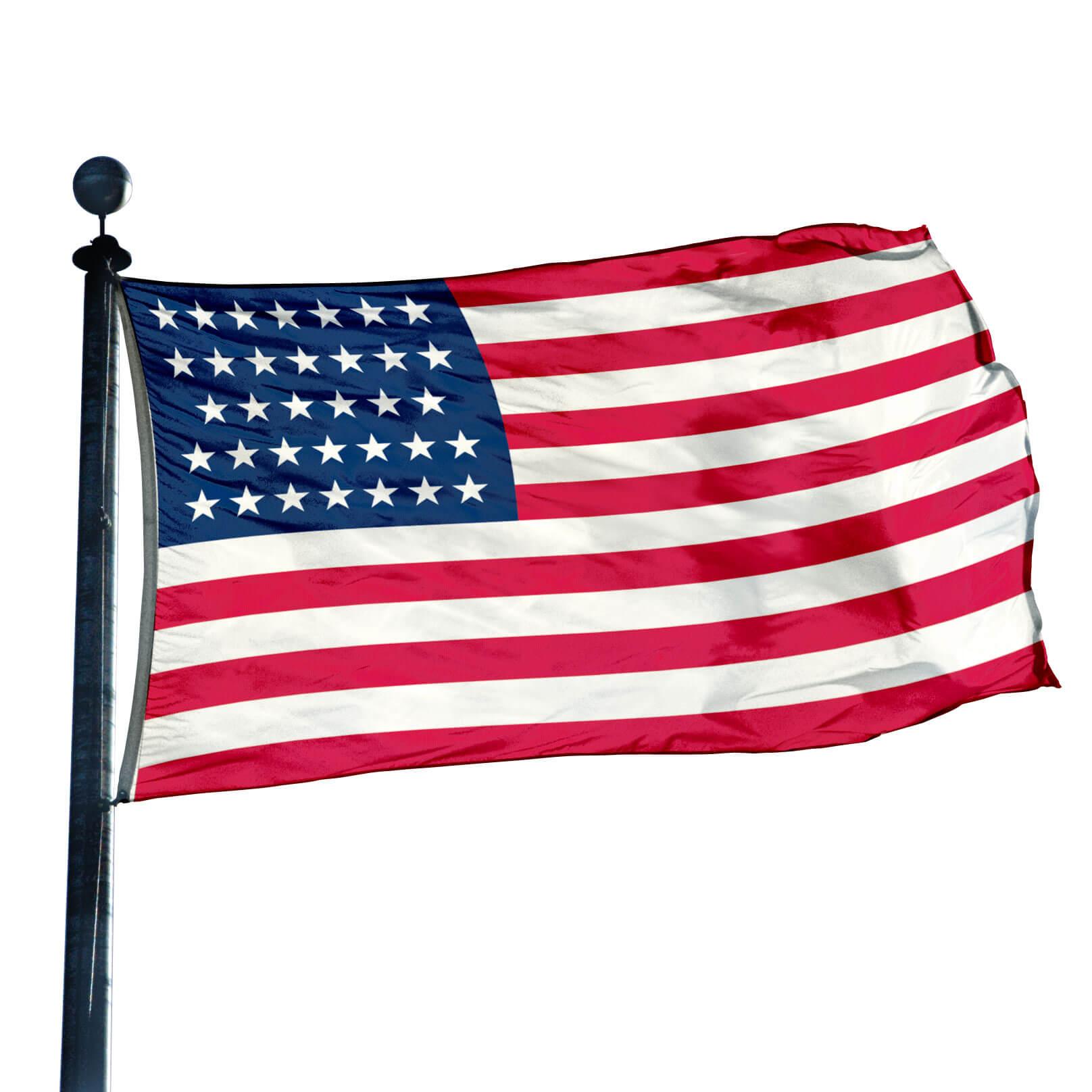 US 34-Star (Civil War ...