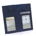 U.S. Coast Guard Uniformed Picture Frame, USAODU12