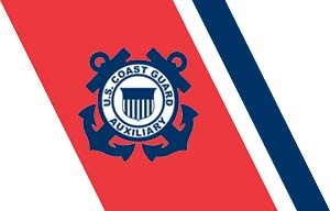 United States Coast Guard Auxiliary Operational Ensign