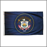 Utah State Flags & Banners
