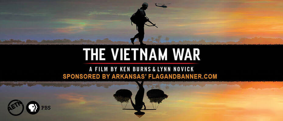 The Vietnam War by Ken Burns and Lynn Novick airs on AETN