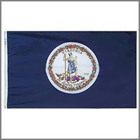 Virginia State Flags & Banners