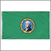 Washington State Flags & Banners