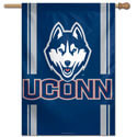 University of Connecticut Huskies House Banner, WINC01094017H