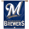 Milwaukee Brewers Banner, WINC02903041