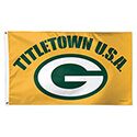 Green Bay Packers Titletown Flag