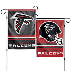 Atlanta Falcons Garden Banner 2 Sided