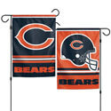 Chicago Bears 2-Sided Garden Banner, WINC08363017G