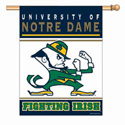 Notre Dame Fighting Irish Banner, WINC08604021