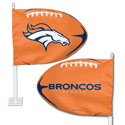 Denver Broncos Car Flag, WINC20223081