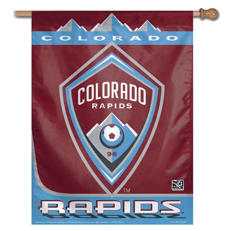 Colorado Rapids Soccer Club Banner