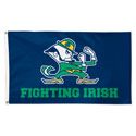 Notre Dame Fightin' Irish Flag, WINC25970061
